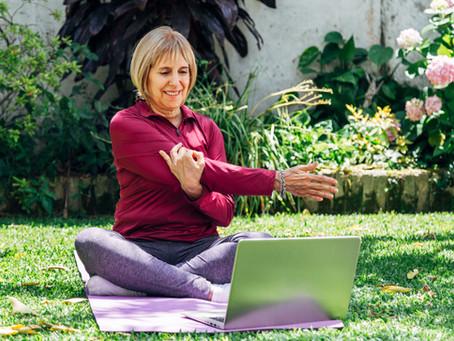 Yoga Anytime, Anywhere, for Anyone