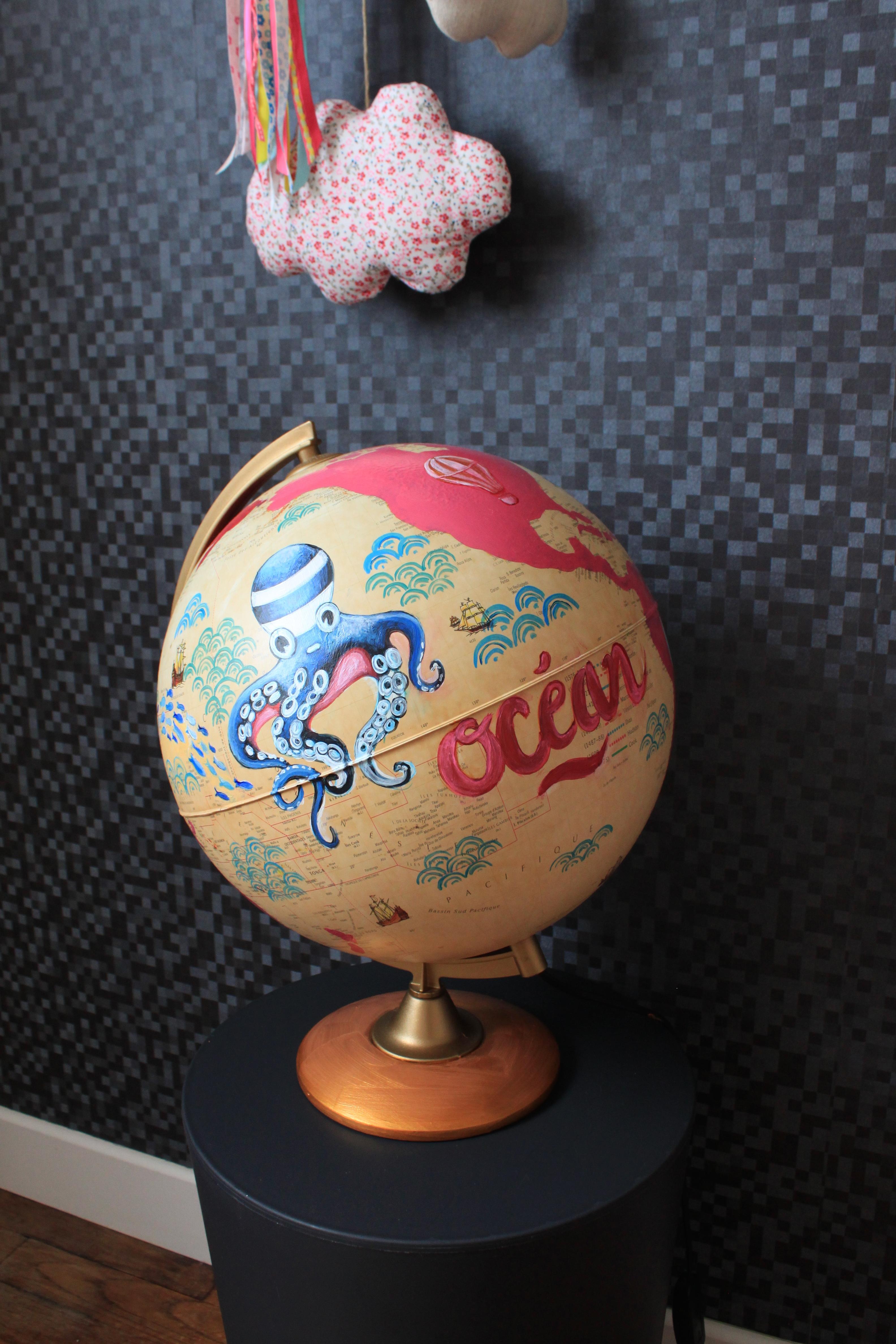 Globe n°1