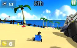 Dream Racer In Game