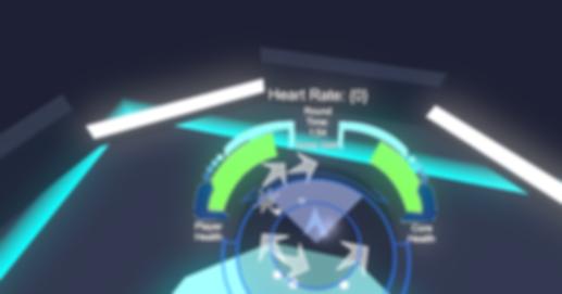 Dream Racer main menu