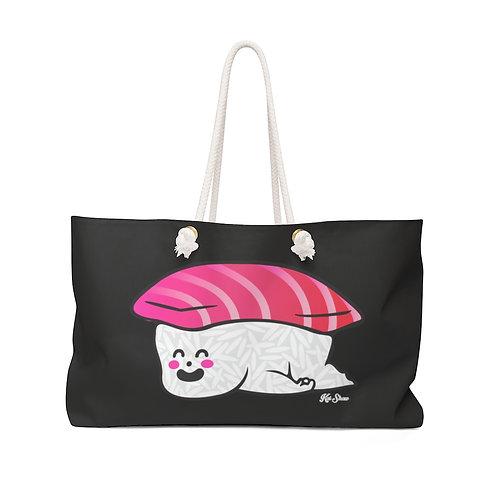 January - Sushi - Weekender Bag [Dark]