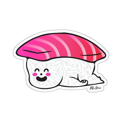 January - Sushi - Sticker