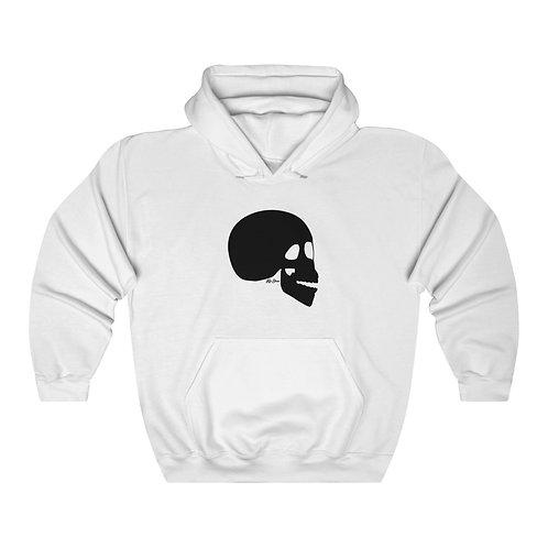 The Skull - Hoodie [Black Logo]