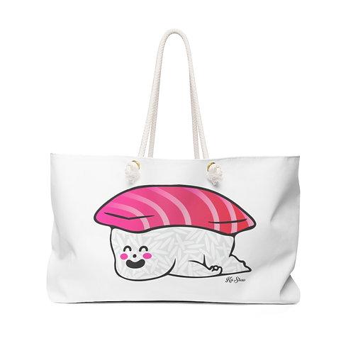 January - Sushi - Weekender Bag [Light]