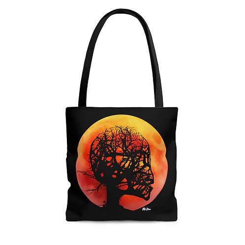 Bleeding Out in the 415 - Tote Bag [Dark]
