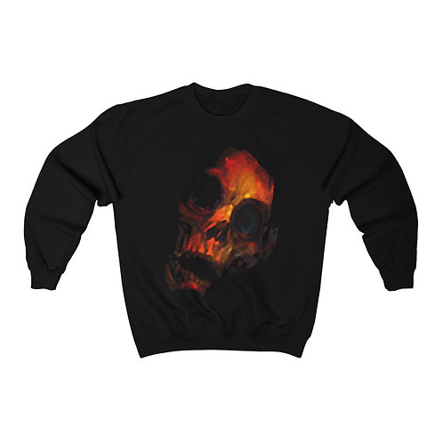 Once Upon a Time in the Suburbs - Crewneck Sweater [Dark]