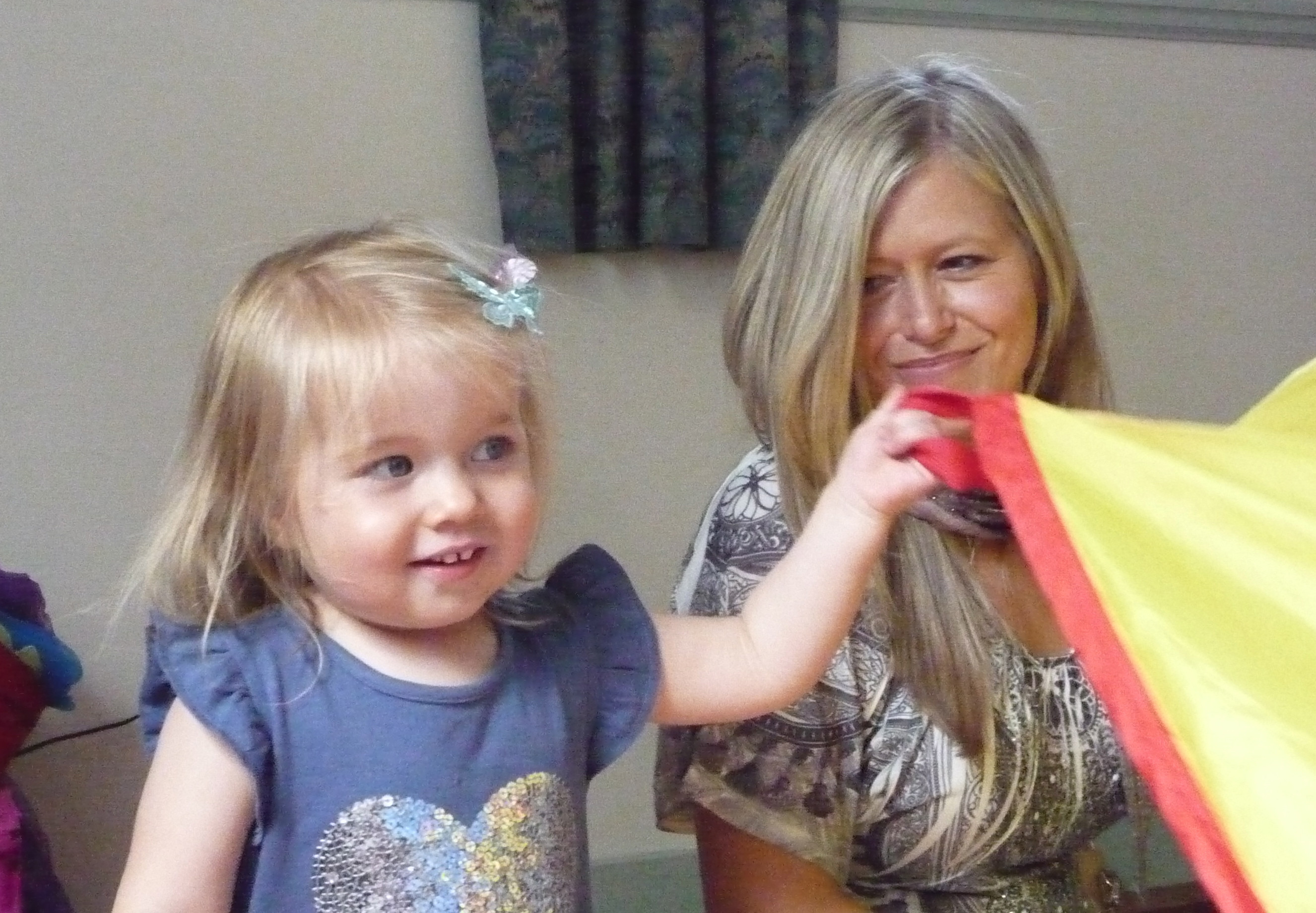 Thursday Oranmore Toddler Class July-Aug