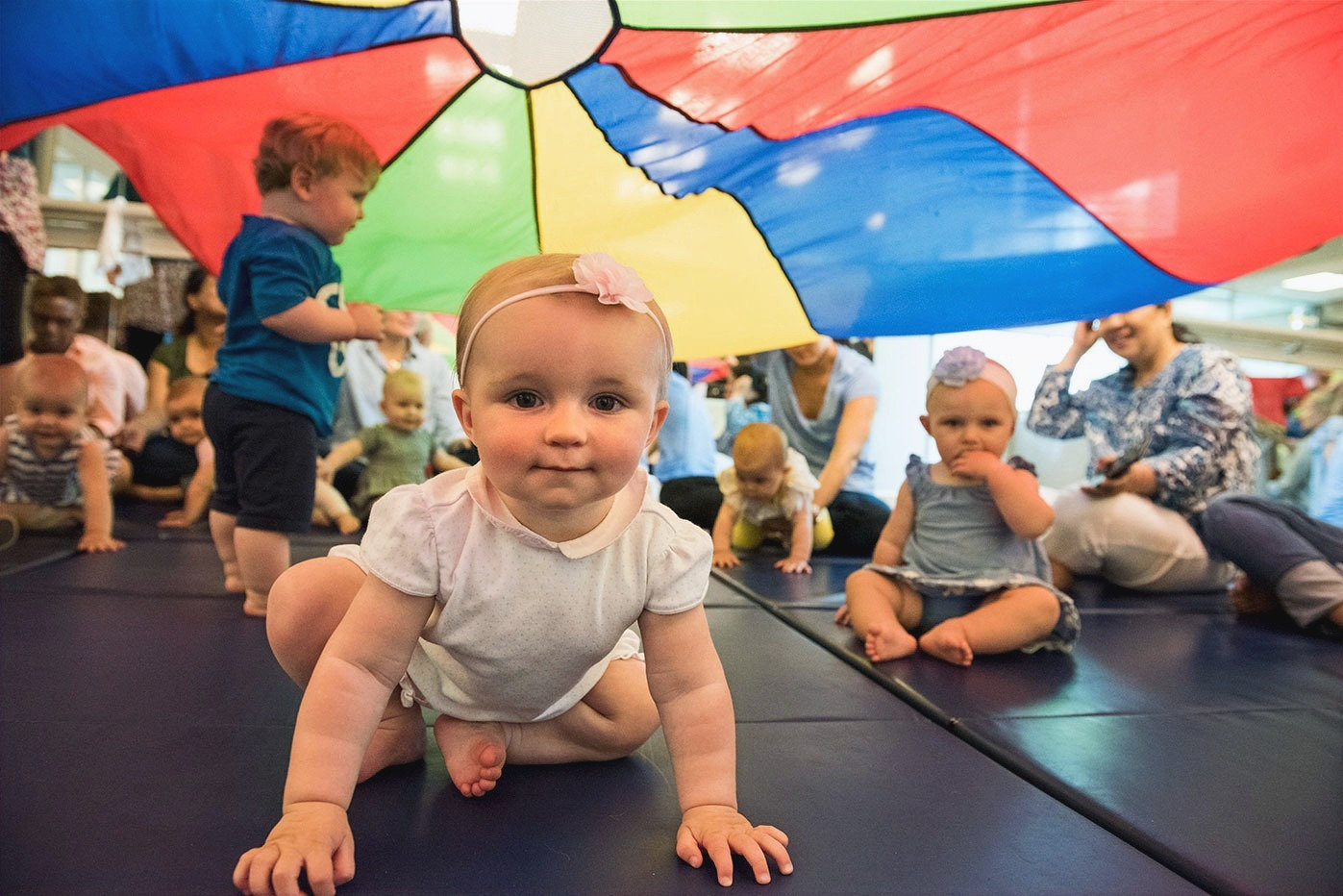 Thursday Oranmore Baby Class July-Aug