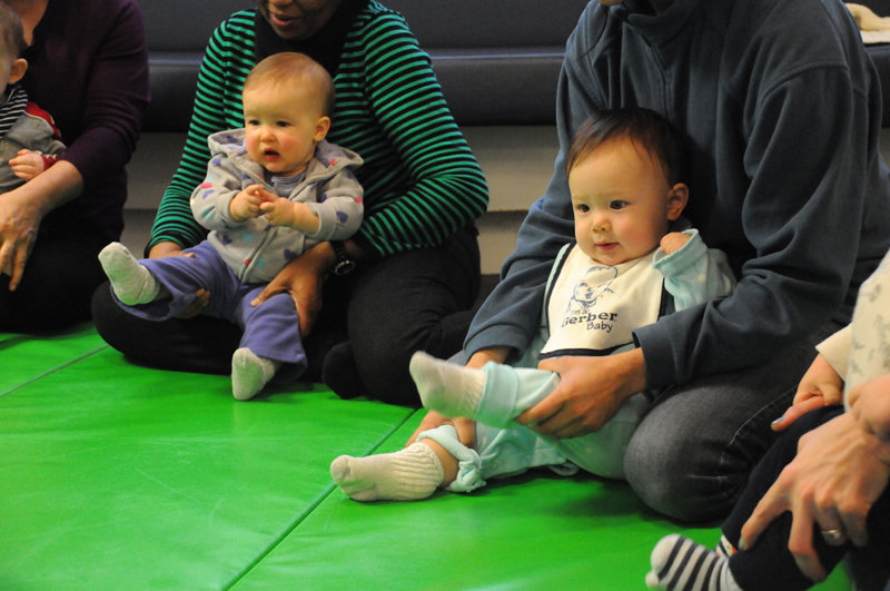 Tuesday Salthill Baby Class - August