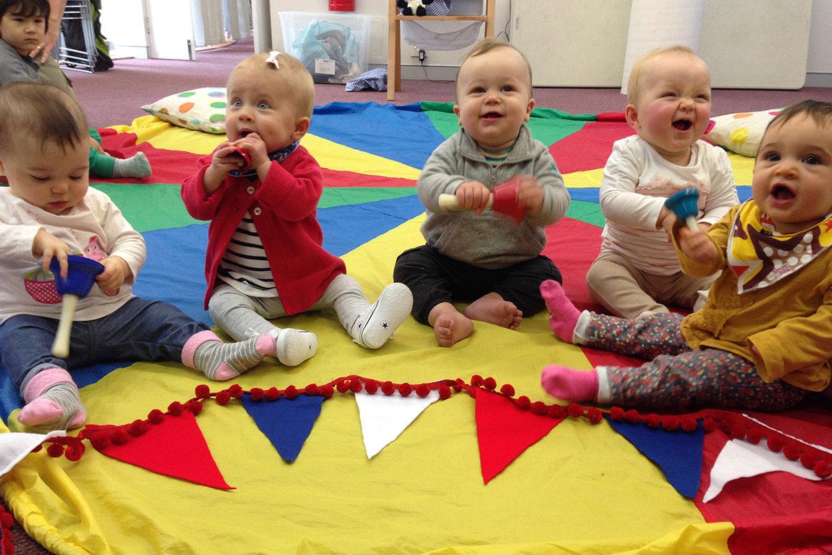 Tuesday Salthill Baby Class Autumn