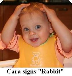 Signing 'Rabbit'