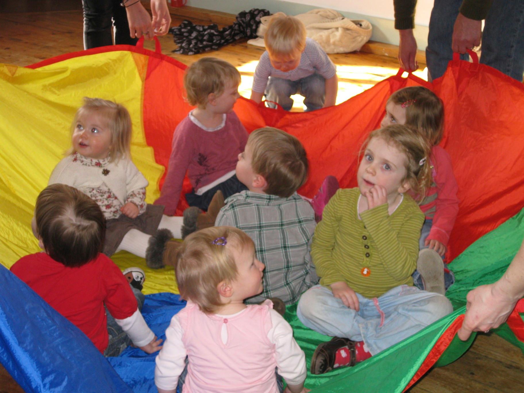 Friday Oranmore Toddler Class Autumn