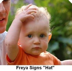 "Signing ""Hat"""