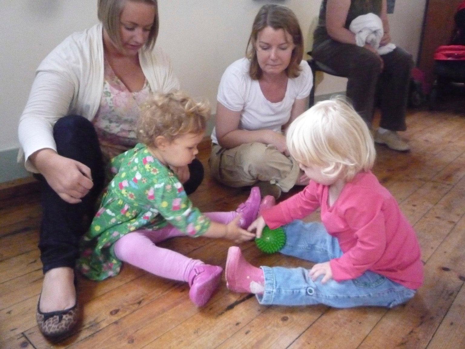 Monday Tuam Toddler Class Autumn