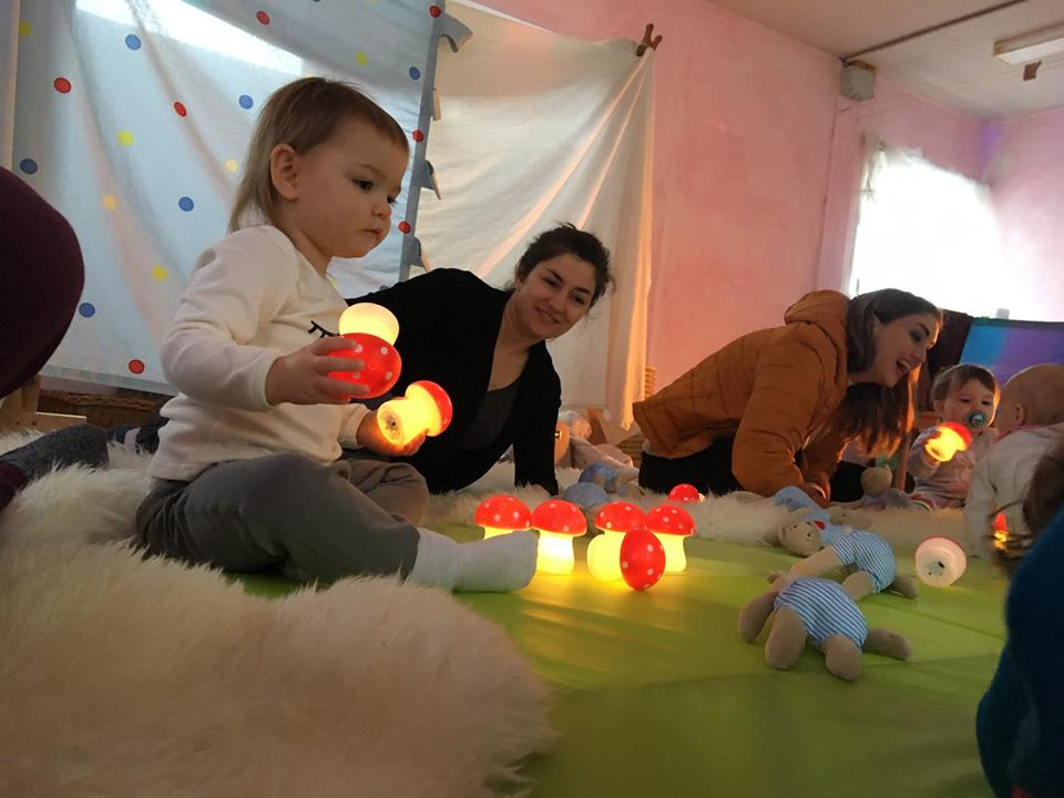 Magic LIGHTS - Baby Sensory Galway