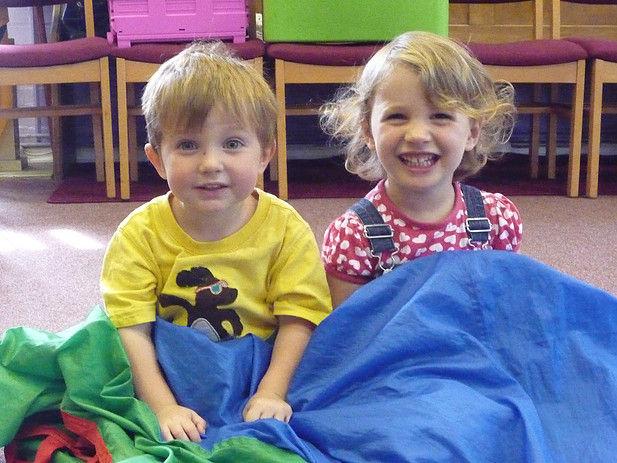 Thursday Oranmore Toddler Class Autumn