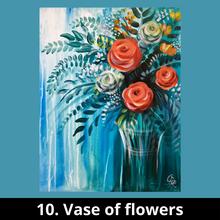 10. Vase of Flowers