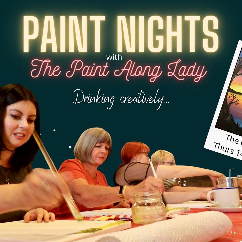 Paint Night - The Gower Inn