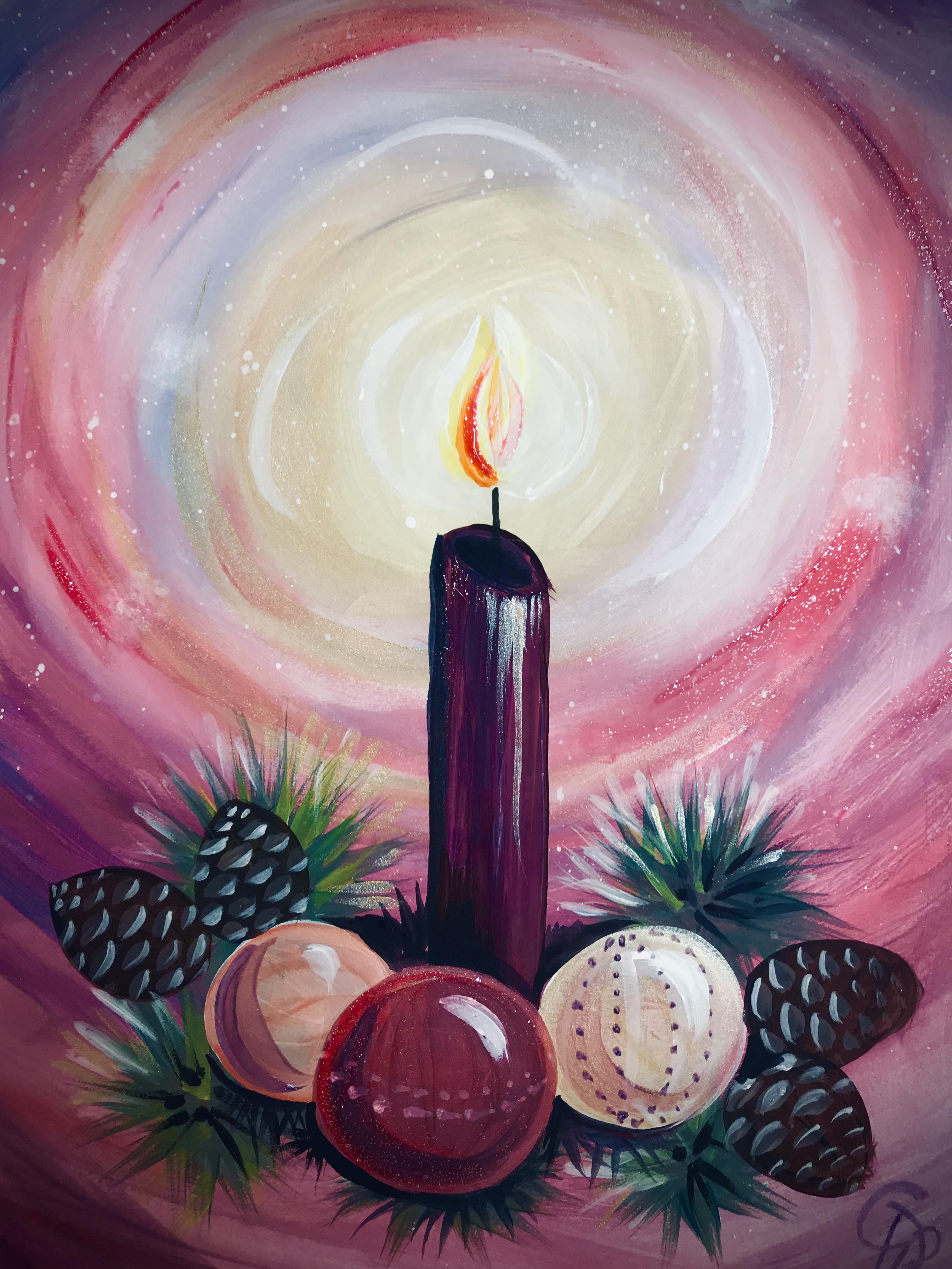 Xmas Candlelight