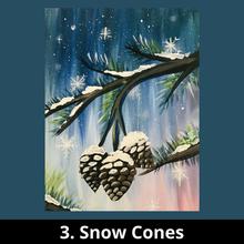 3. Snow Cones