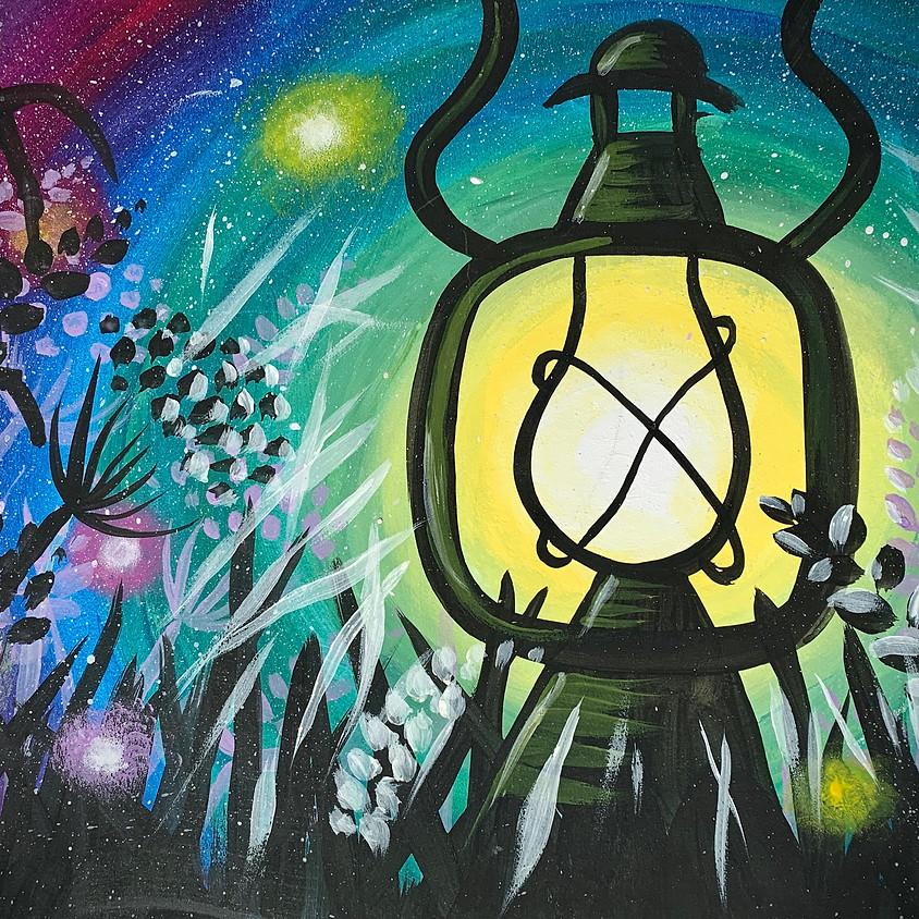 Paint-Along Workshop 'The Lantern' - Murton