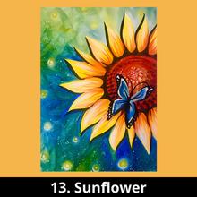 13. Sunflower