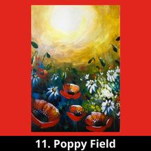 11. Poppy Field