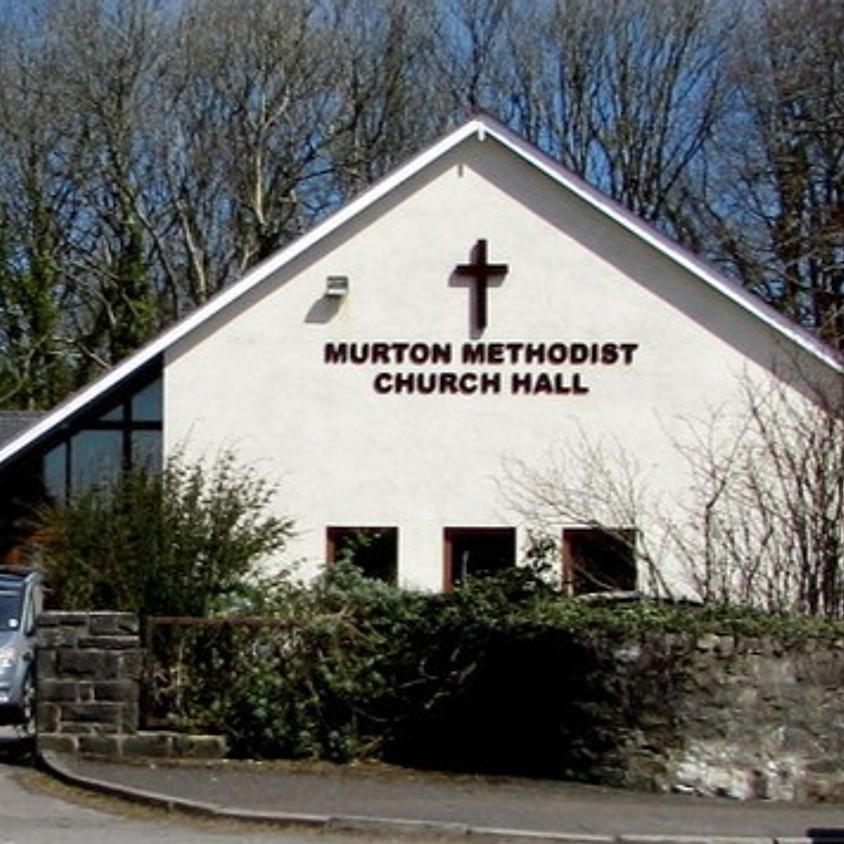 Paint-Along Workshops - Murton Church Hall