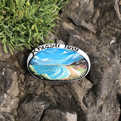 Rhossili Bay Pebble