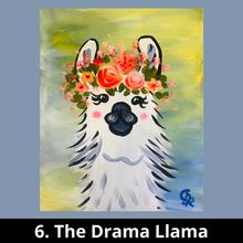 6. The Drama Llama