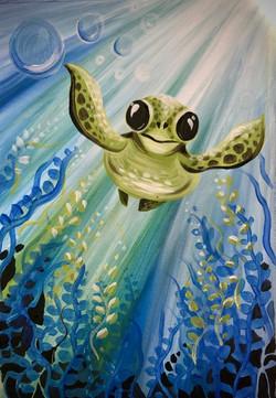 Murtle Turtle