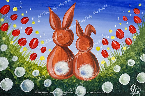 The Easter Bunnies