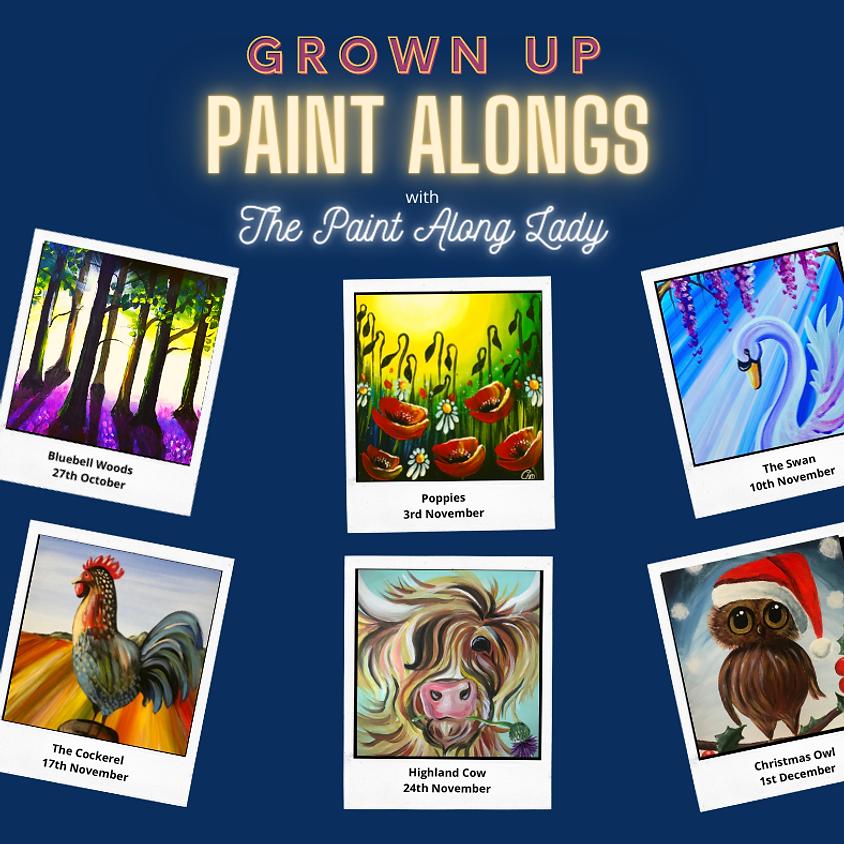 Grown-Up Paint Alongs at Murton