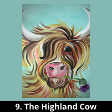 9. The Highland Cow