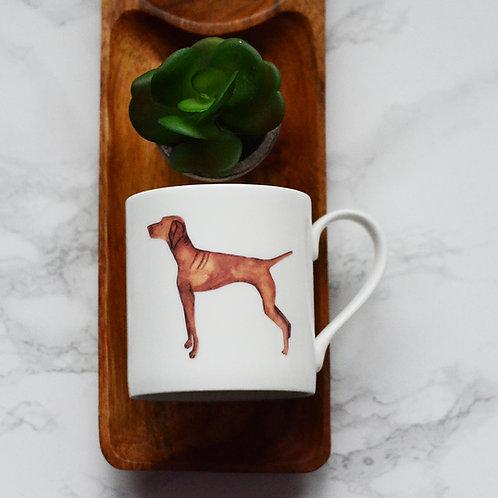 Vizsla Fine Bone China Mug