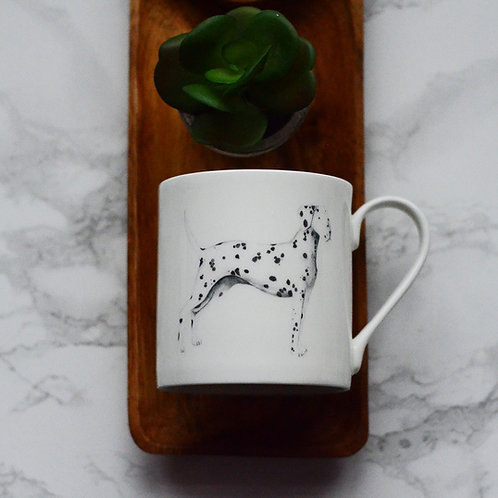 Dalmation Fine Bone China Mug