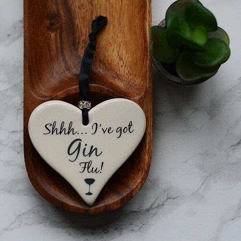 Gin Themed Hearts