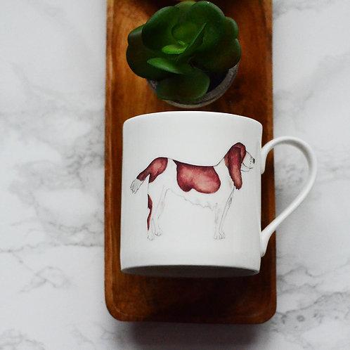 Springer Spaniel Fine Bone China Mug