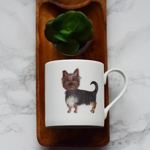 Yorkshire Terrier Fine Bone China Mug