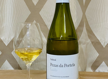 Godello, the fortunately rescued Spanish native grape
