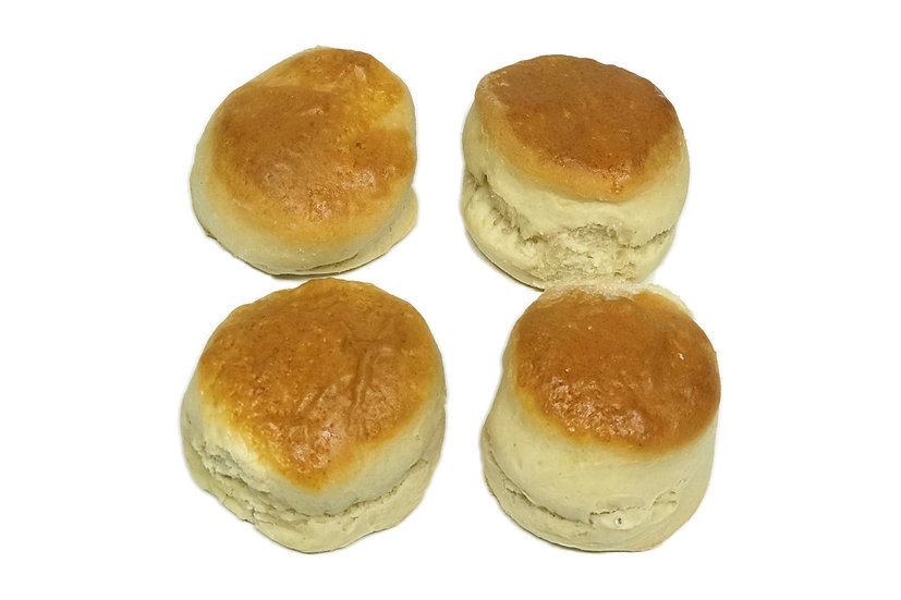 Plain Scones (Pack of 4)