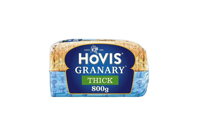 Hovis Granary Thick Bread 800G