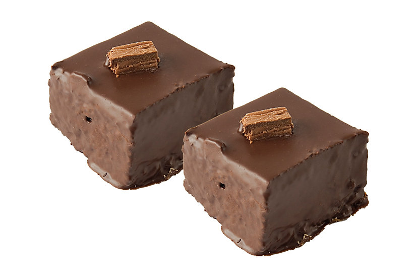 Chocolate Flake Cakes (Pack of 2)