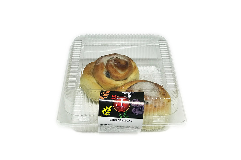 Chelsea Buns (Pack of 2)