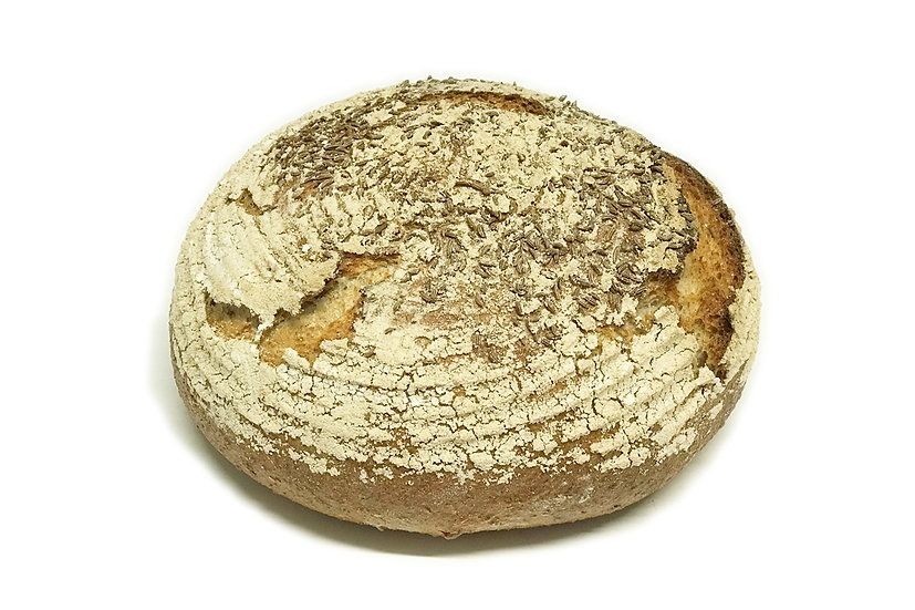 Rustic Cumin Seed Bread 480g