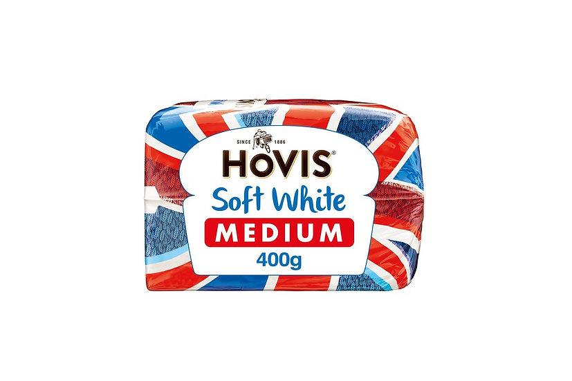 Hovis Soft White Medium Bread 400g