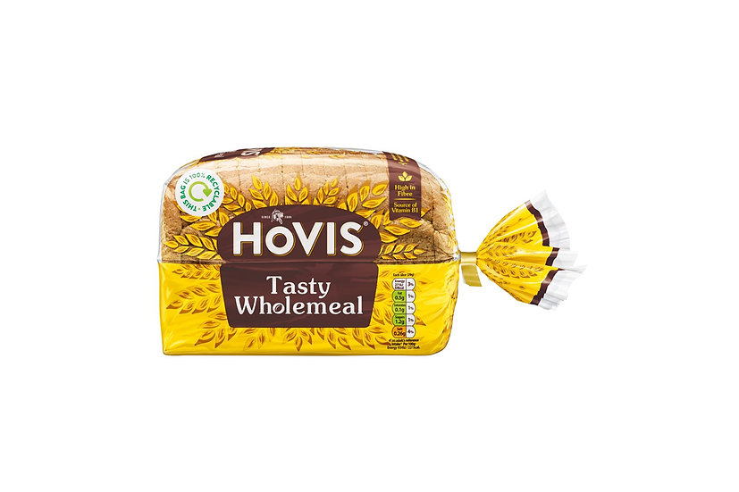 Hovis Wholemeal Medium Bread 400G