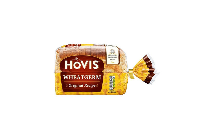 Hovis Original Wheatgerm Bread 400G