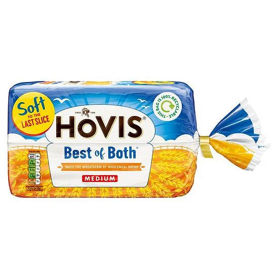 Hovis Best Of Both Medium 750G