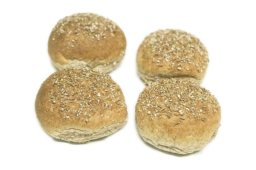 Seeded Wholemeal Rolls (Pack of 4)
